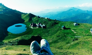 Prashar Lake – Breathtaking Panorama!!