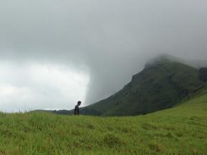 Kudremukh : A peak into paradise