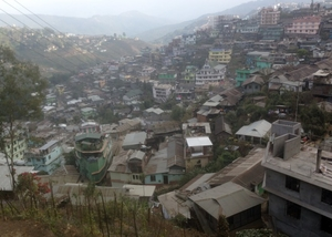 With love, from Kohima