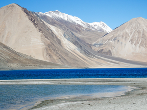 Myriad landscapes of Ladakh