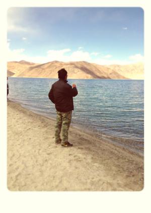 Bhaskar sharma Travel Blogger