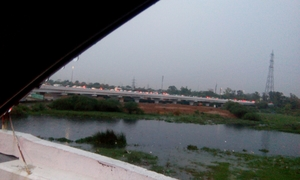 Delhi Traffic  Day