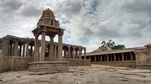 Lepakshi - A visit to the fabled and mysterious lands!