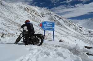 Think you are TOUGH Enough? The Most Extreme Ride to Ladakh!!