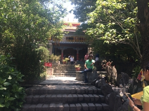 Soaking up Tibetan culture at Norbulingka Institute, Dharamshala
