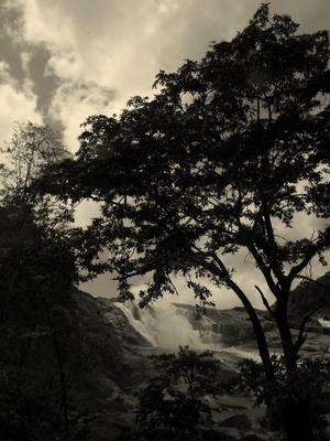 Kuntala falls: Of nature and legends