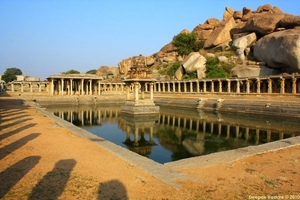 History Unplugged- Hampi, India