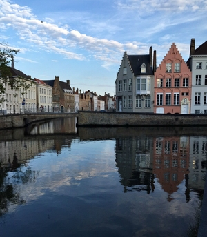 Bruges – Old world charm in a fairy tale town