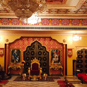 A taste of royalty - Jaipur diaries