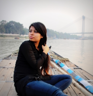 Juhi Mitra Travel Blogger