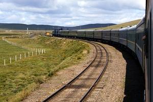 The Trans-Siberian Railway Adventure