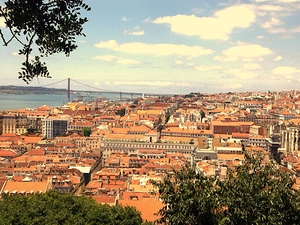 Lisbon – A piece of peace