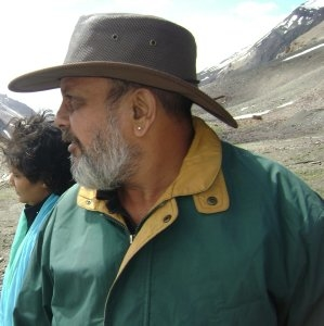 Nirmal Karanpuria Travel Blogger