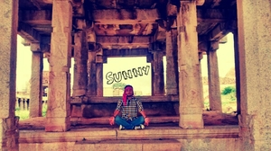 The Lost World @ Hampi ! #LonelyPlanet