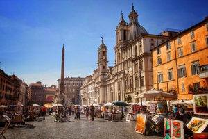 Rome: How to spend a day like a local