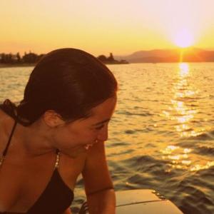 Joanna Kalafatis Travel Blogger