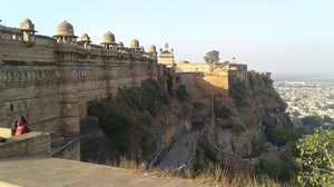 Gwalior-The Historic City..