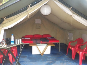 Camping near Mumbai and Pune