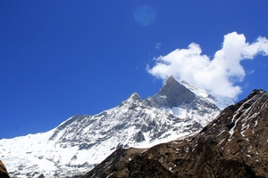 Dwell in Fearlessness - My Solo and Unsupported Trek to Annapurna Base Camp