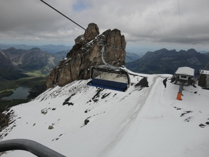 Get lost in the white frost: Mt. Titlis