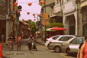 Weekend getaway in Penang, Malaysia