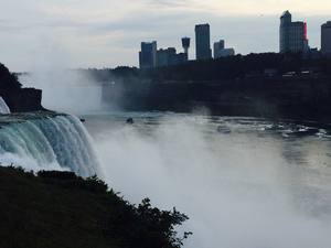 Nature at its best-Maid of the Mist