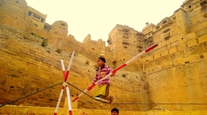 Jaisalmer – Golden city
