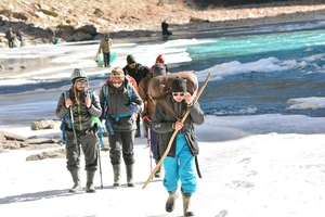 Chadar Trek: How to prepare?