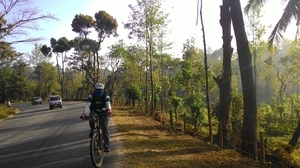 Cycling from Bangalore to Goa