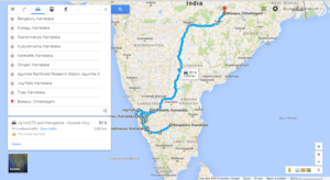 Travel Diaries – Let's Go South (6 Days: 2800 Kms)