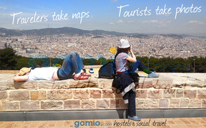 Tourist or a Traveler: - WHO ARE YOU??!