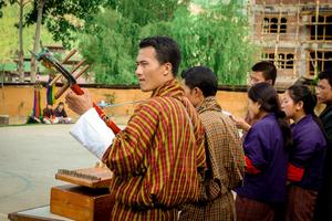 Bhutan: The Land of Thunder Dragon