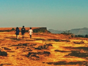 New year's eve at Panchgani
