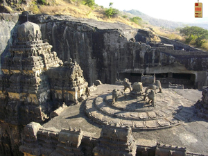 Ajanta and Ellora Caves: Salvation in Stone