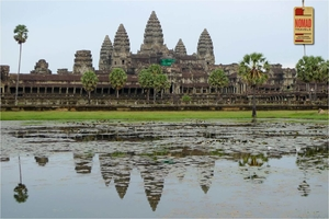 Angkor Wat: The lost kingdom of Cambodia
