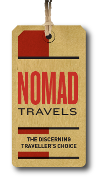 Nomad Travels Travel Blogger