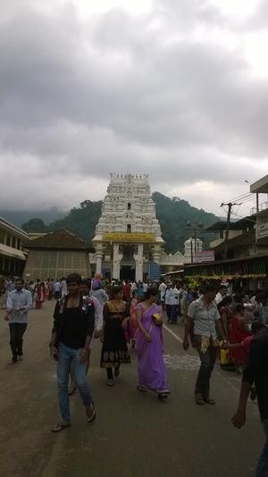 Conquering Kumara Parvatha, Almost.