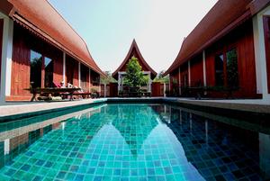 Rural Thailand Pool Villa Holiday
