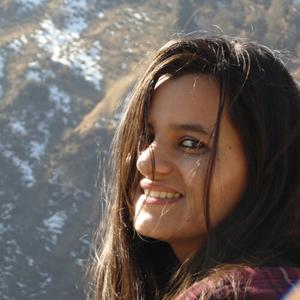 manvikhokher Travel Blogger
