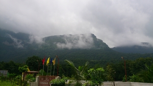 Naneghat, Malshej, and lots of fog and rains.....!