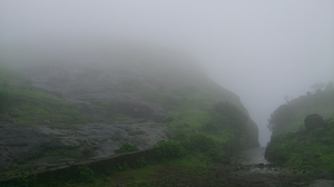 Naneghat, Malshej, and lots of fog and rains.....!