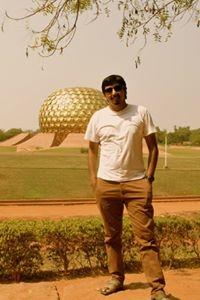 Aalaap Roy Travel Blogger