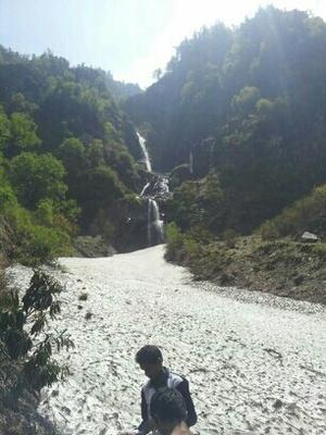 On the Glaciers - Pindhari Glacier!