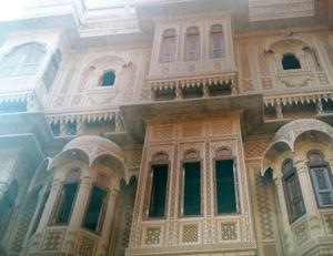Rajasthan: PalaSert Land (Palace-Desert)