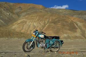 ladakh bike trip, India