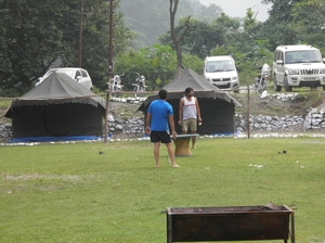 The Ultimate Jungle Camping experience at Rishikesh