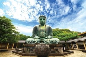 Buddhas And Bullet Trains in Tokyo