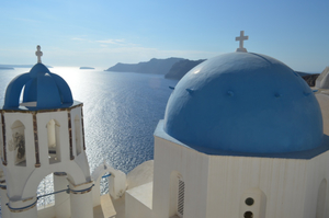 Santorini – A break from reality
