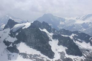 Peaking the Mt.Titlis at Switzerland