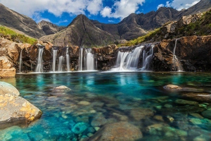 Mystical Fairy Pools, Isle of Skye